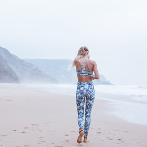 Flying Lovebirds Leggings