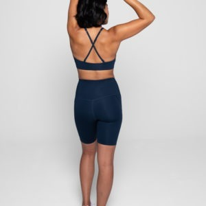Girlfriend Collective Topanga Sportsbra midnight