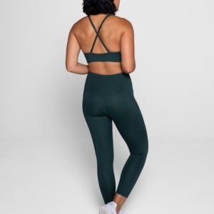 Girlfriend Collective Topanga Sportsbra moss
