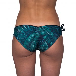 Zealous Surfbikini Matahari Hose urban jungle hinten