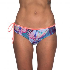 Zealous Surfbikini jungle jam Hose vorne