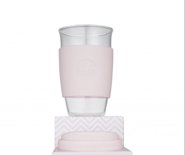 Kaffeebecher aus Glas