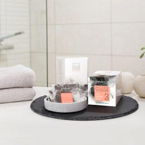 Rasier- und Duschpulver