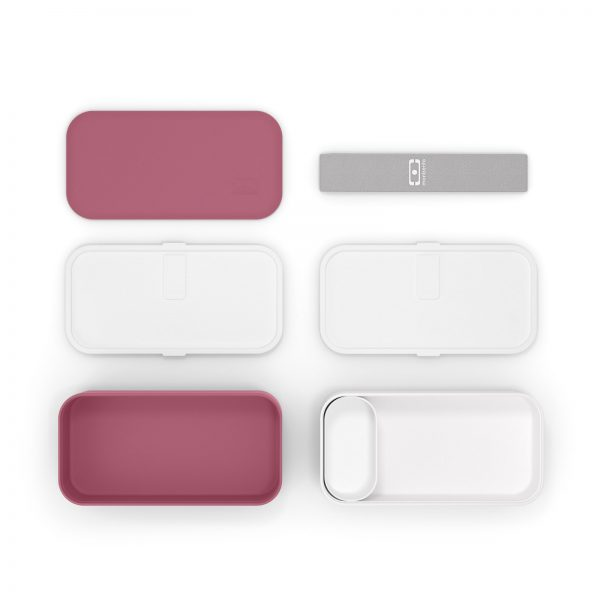 monbento Lunchbox blush/white