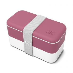 monbento Lunchbox Original blush/white