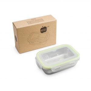 Brotzeit Lunchbox Edelstahl 650ml