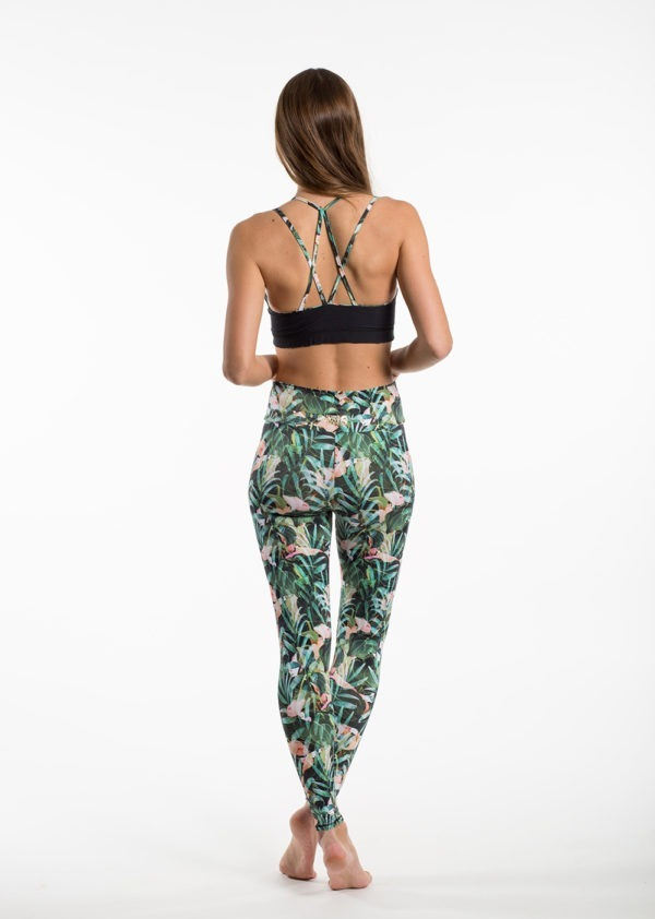 Faire Recycling Leggings Von Flying Lovebirds Made In Germany