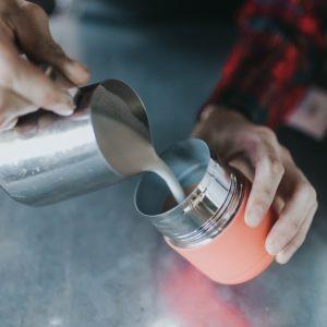 frank green Kaffeebecher Keramik