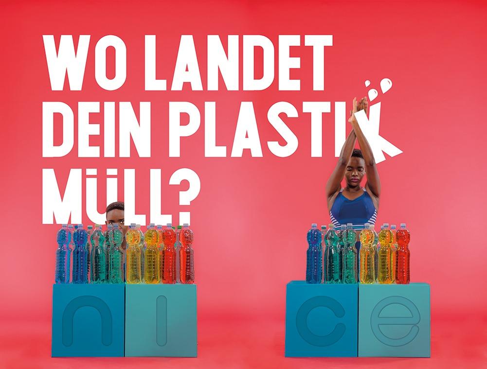 Aus Plastikmüll wir dMode