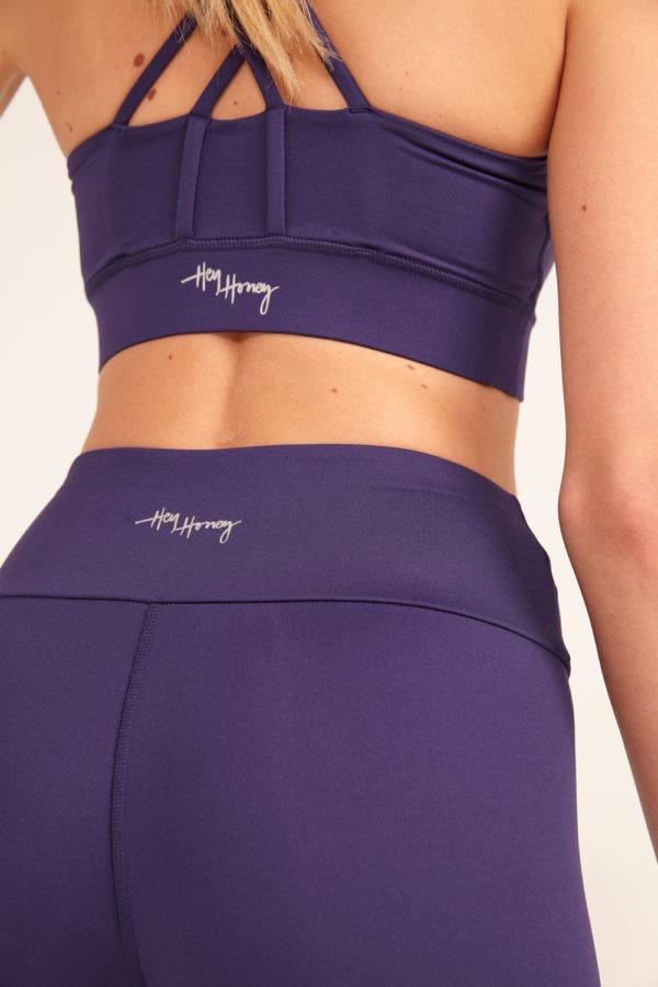 Fair Fashion Sportbra: Hey Honey astral