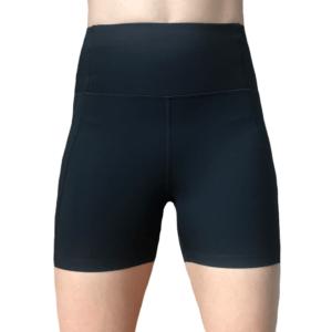 Girlfriend Collective Run Shorts black